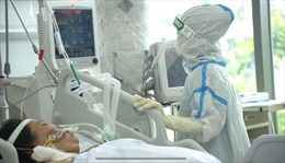 TP Hồ Chí Minh: 106 bệnh nhân COVID-19 nặng hồi phục ngoạn mục