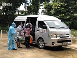 TP Hồ Chí Minh: Tín hiệu lạc quan khi hàng ngàn bệnh nhân mắc COVID-19 được xuất viện