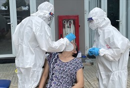 TP Hồ Chí Minh: 1 triệumẫu test nhanh trong 3 ngày có 3,5% mẫu dương tính