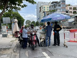 TP Hồ Chí Minh: Các nhóm đối tượng nào được phép ra đường từ ngày 23/8 đến 6/9?