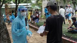 TP Hồ Chí Minh: Từ ngày 23/8, người dân 'vùng đỏ' và 'vùng cam' sẽ được tiêm vaccine tại nhà