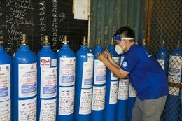 TP Hồ Chí Minh đề nghị xây dựng quy trình đảm bảo nguồn cung và chất lượng oxy điều trị F0