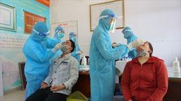 TP Hồ Chí Minh tiếp tục lấy mẫu xét nghiệm COVID-19 cho người dân đến ngày 30/9