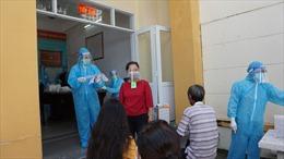 Diễn tiến dịch tại TP Hồ Chí Minh khả quan nhưng vẫn chưa đạt tiêu chí Bộ Y tế đặt ra