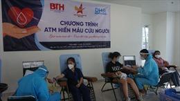 TP Hồ Chí Minh: 1.500 tình nguyện viên tham gia 'ATM hiến máu cứu người'