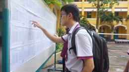 Tuyển sinh 2019 tại TP Hồ Chí Minh: Hầu hết các trường đều tăng điểm chuẩn