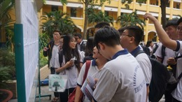 TP Hồ Chí Minh công bố nguyện vọng ban đầu tuyển sinh lớp 10 tại các trường THPT
