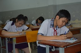 TP Hồ Chí Minh 'chốt' lịch thi tuyển sinh lớp 10 vào ngày 2 và 3/6