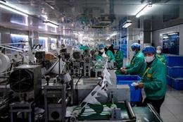 Khẩu trang kém chất lượng len lỏi vào kho vật tư chống COVID-19 của Mỹ