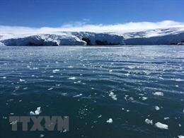 Nguy cơ mực nước biển dâng cao 1,3m vào năm 2100