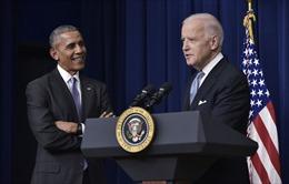 Ông Barack Obama nổi lên là nhân vật trung tâm của cuộc đua vào Nhà Trắng năm 2020