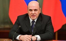 Thủ tướng Nga trở lại làm việc sau khi khỏi COVID-19