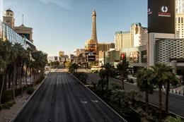Kinh đô sòng bài Las Vegas tính mở cửa trở lại từ ngày 4/6