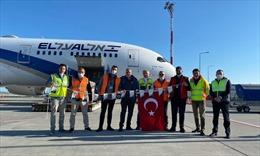 Ông Erdogan dội nước lạnh vào hy vọng hòa hoãn Thổ Nhĩ Kỳ-Israel