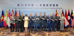 Trung Quốc đề nghị nối lại đàm phán COC trước nguy cơ can thiệp 'từ bên ngoài'