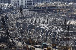 Vụ nổ tại cảng Beirut: Thẩm phán phát lệnh bắt cựu Bộ trưởng Tài chính Liban