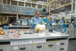 General Motors bắt tay chế tạo 30.000 máy thở cho Chính phủ Mỹ