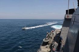 Iran khẳng định sẽ kiên quyếtbảo vệ quyền hàng hải của nước này