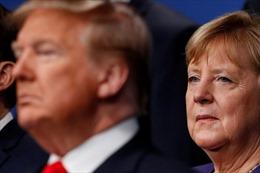 Quyết định của Mỹ rút 9.500 quân khỏi Đức khiến đồng minh lo ngại