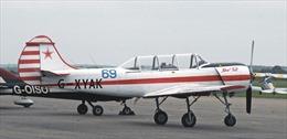 Rơi máy bay huấn luyện ở Nga, 2 phi công thiệt mạng