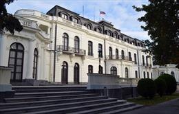 Nga triệu Đại sứ Séc liên quan căng thẳng ngoại giao 'đầu độc, trục xuất'