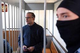 Nga kết án cựu thủy quân lục chiến Mỹ 16 năm tù vì hoạt động tình báo