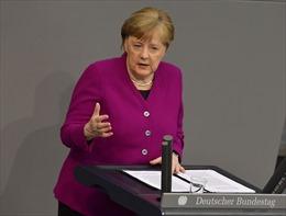 Thủ tướng Đức Merkel cảnh báo lãnh đạo EU về giai đoạn 'rất khó khăn'
