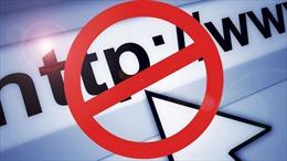 Đến lượt Trung Quốc đáp trả, chặn tất cả các trang web của Ấn Độ