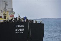 Mỹ quyết phá mạng lưới vận chuyển dầu mỏ của Iran ra nước ngoài