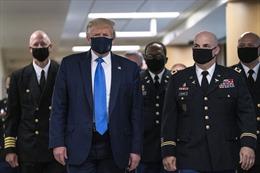 Ông Trump bất ngờ thay đổi quan điểm, khuyến khích người Mỹ đeo khẩu trang