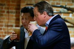 Quan hệ Trung Quốc-Anh: Từ 'kỉ nguyên vàng' xuống 'đóng băng sâu'