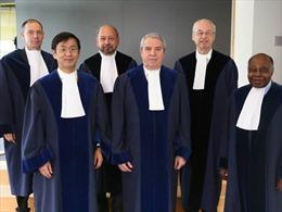 Mỹ hối thúc các nước tẩy chay ứng cử viên Trung Quốc vào Tòa Quốc tế về Luật Biển