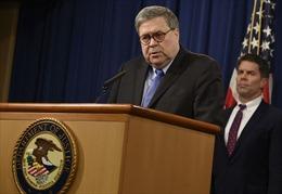 Bộ trưởng Tư pháp Mỹ tố Apple và nhiều công ty lớn là 'con rối' của Trung Quốc