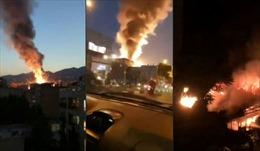 Tình báo Mỹ: Phòng không Iran vào trạng thái báo động cao