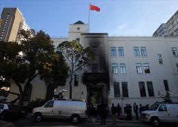 FBI tố Lãnh sự quán Trung Quốc ở San Francisco che giấu một người bị truy nã