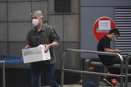 Mỹ rút nhân viên khỏi lãnh sự quán ở Thành Đô, Trung Quốc tố Mỹ hành xử 'vô pháp'