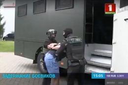 Ukraine đề nghị Belarus giao số lính đánh thuê người Nga bị bắt giữ ở Minsk