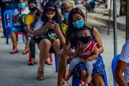 Philippines thành điểm nóng COVID-19 lớn nhất Đông Nam Á