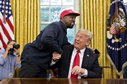 Bầu cử Mỹ: Kanye West thừa nhận đua tranh cử để 'hút phiếu' của ông Joe Biden