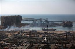 Liban từ chối điều tra quốc tế về vụ nổ thảm khốc ở cảng Beirut
