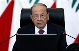 Tổng thống Liban bác khả năng Hezbollah đứng sau vụ nổ tại cảng Beirut