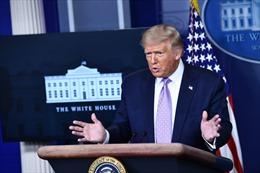 Tổng thống Mỹ Trump sẽ trao đổi với người đồng cấp Nga Putin về tình hình Belarus