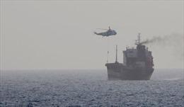 Iran tuyên bố bắt giữ tàu hàng của UAE cùng thủy thủ đoàn