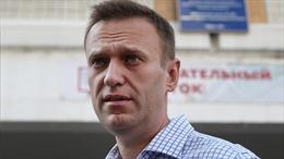 Nga chưa mở cuộc điều tra về nghi vấn đầu độc với lãnh đạo đối lập Navalny
