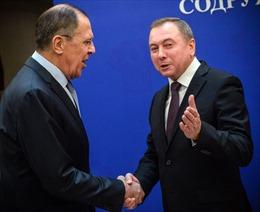 Nga tuyên bố sẽ ngăn chặn mọi âm mưu gây hấn từ bên ngoài nhằm vào Belarus