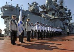 Nga tập trận qui mô lớn ở đông Địa Trung Hải