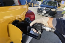 Giá dầu giảm gần 8%, xuống mức thấp nhất trong ba tháng qua