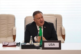 Mỹ 'quan ngại sâu sắc' về hành xử của Thổ Nhĩ Kỳ ở đông Địa Trung Hải