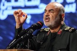 Tư lệnh Vệ binh cách mạng Iran phát thông điệp cứng rắn đáp trả Mỹ