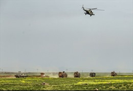 Nga mở đợt không kích dữ dội nhất vào phiến quân Syria kể từ lệnh ngừng bắn